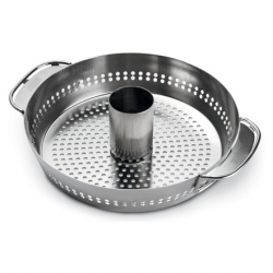 Gourmet BBQ System Geflügelhalter Einsatz