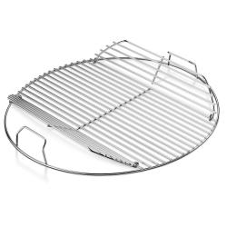 Grillrost 47cm Edelstahl klappbar