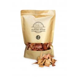 Mandelholz Chips 1,7l