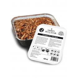 EZ-Smoker Olivenholz Chips +Brennkräuter 400ml