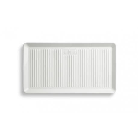 Weber® Porzellan Servierplatte 40x22cm