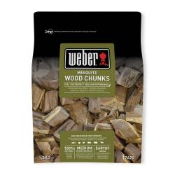 Wood Chunks Mesquiteholz 1,5kg